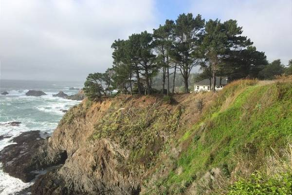 Ocean Front Homes