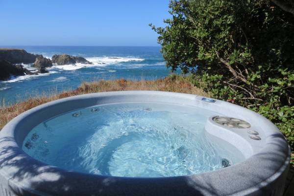 Homes with Hot Tubs
