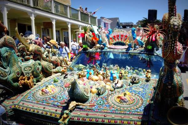 festivals and events in Mendocino CA