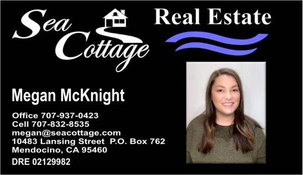 Megan McKnight - Sea Cottage Real Estate